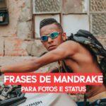 Frases de Mandrake para Fotos